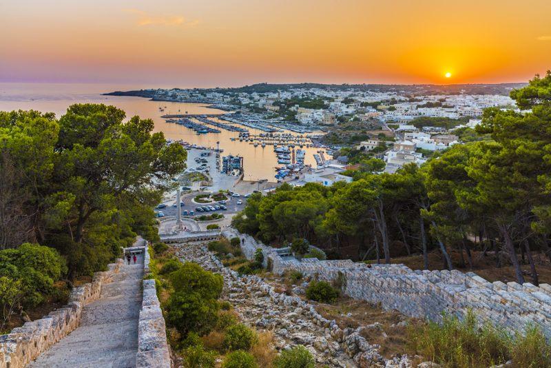 La leggenda di Leucasia: mito e bellezza nel sud della Puglia